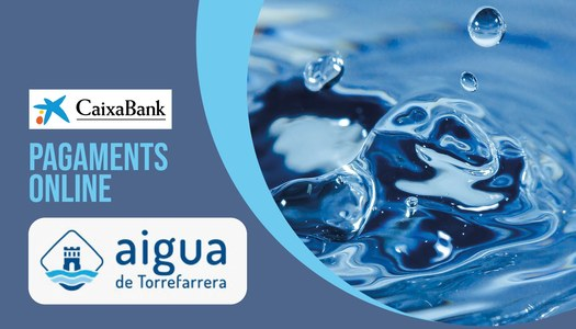 Pagament Online Aigua
