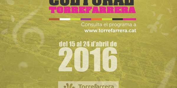 29a Setmana Cultural Torrefarrera 2016