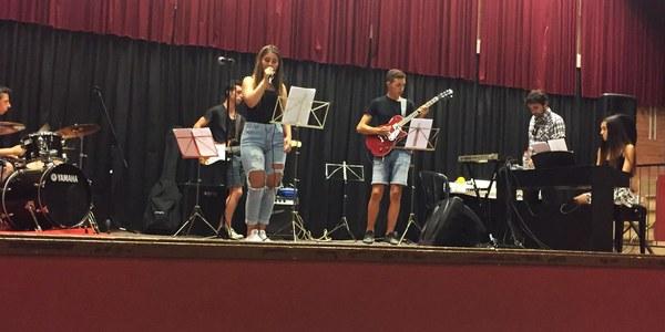 35 infants i joves de Torrefarrera participen en els concerts del cicle Nits d'Estiu de la localitat