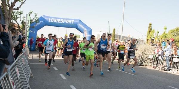 600 corredors entre adults i infants gaudeixen de la 6a Cursa Popular de Torrefarrera