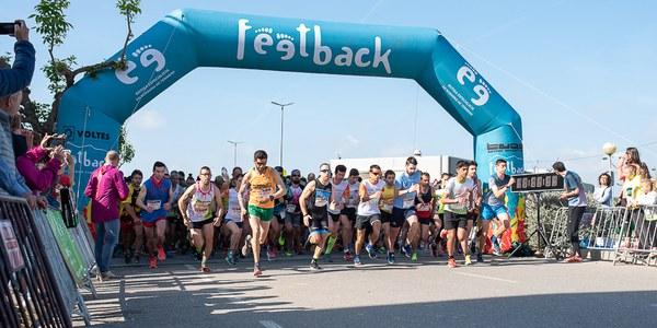 600 corredors entre adults i infants gaudeixen de la 7a Cursa Popular de Torrefarrera