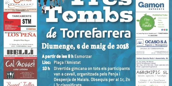 6a Festa del Tres Tombs de Torrefarrera