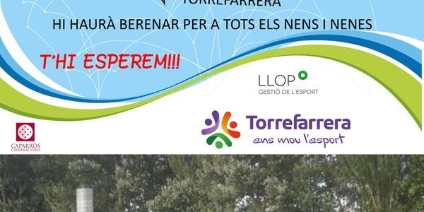 Aquest divendres, Festa Infantil amb inflables aquàtics a les piscines de Torrefarrera