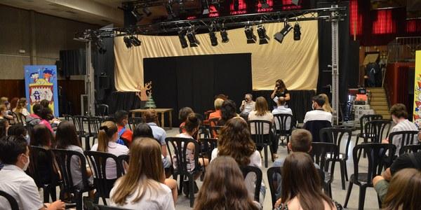 Arrenca el Festival Treubanya, el primer Festival Familiar d'Arts Escèniques de Torrefarrera