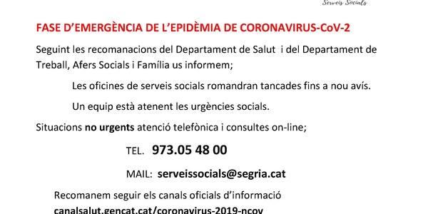 Atenció serveis socials