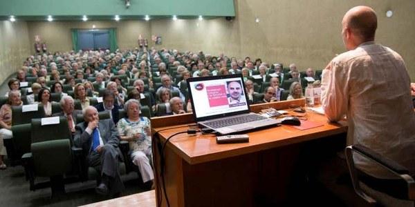Aula d'extensió universitària de la Gent Gran de Lleida i Comarca.