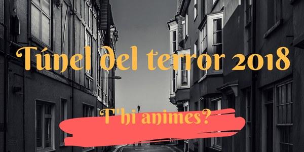 Busquem persones col.laboradores per al Túnerl del Terror 2018