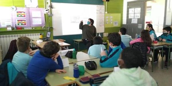 Cal Jove finalitza els tallers de prevenció de violència masclista als centres educatius