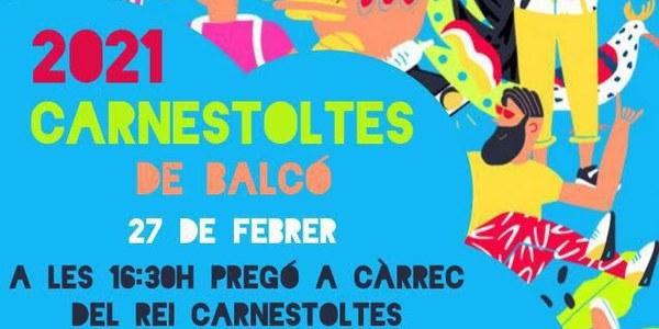 CARNESTOLTES DE BALCÓ 2021