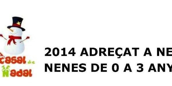 Casalet de Nadal Ralet-Ralet 2014-2015