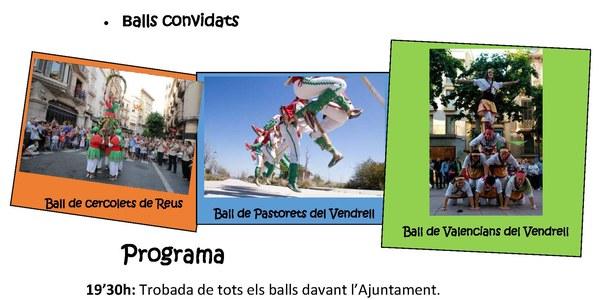 Cercavila de la Cultura Catalana a les Nits d'estiu de Cal Jove
