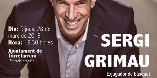 Cicle de conferències 2019 amb Sergi Grimau