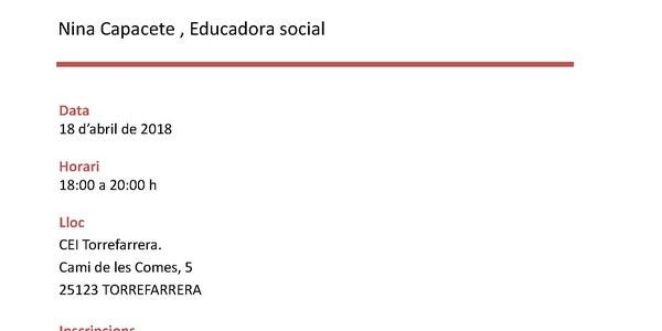 Com fer un CV atractiu: CV per competències i CV artístic', propera acció formativa al CEI Torrefarrera