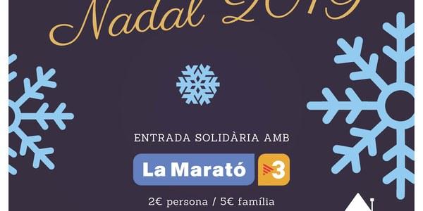 Concert de Nadal 2019 de l'Escola Municipal de Música de Torrefarrera