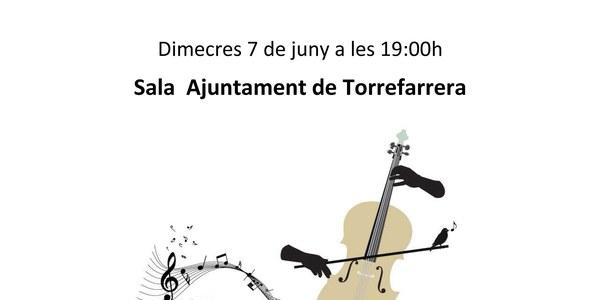 Concert fi de curs, Escola municipal de música de Torrefarrera
