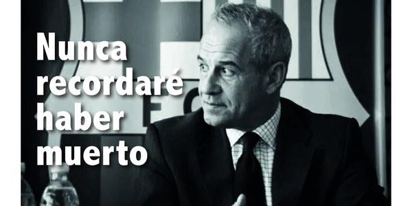 Conferència 'Nunca recordaré haber muerto', a càrrec de l'exfutbolista Julio Alberto, 19 d'octubre a Torrefarrera
