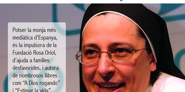 Conferència 'Solidaritat i compromís', a càrrec de Sor Lucía Caram a Torrefarrera