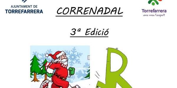 Correnadal 3a. edició