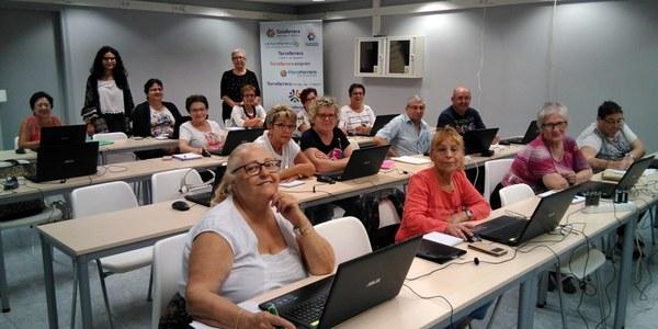 Curs d'informàtica a Torrefarrera amb una quinzena d'inscrits