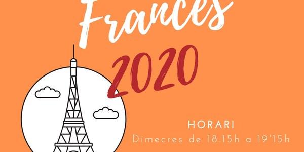 Curs de Francés 2020