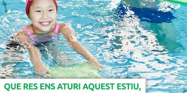 Cursets de natació intensius