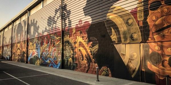 Demà arrenca la segona edició del Torrefarrera Street Art Festival amb 13 artistes del grafit que fins al 14 de setembre plasmaran les seves obres en 1.200 m2 de paret