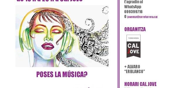 Arriben els 'Divendres musicals' a Cal Jove