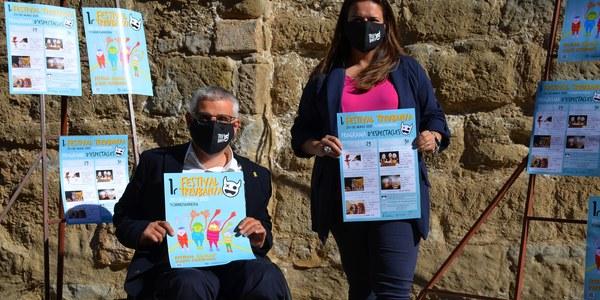 El 29 i 30 de maig arriba el Treubanya, el 1r Festival familiar d'arts escèniques de Torrefarrera