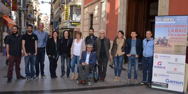 El Festival Re-Sona de Torrefarrera arriba a la quarta edició el pròxim dissabte 25 d'abril al pavelló municipal