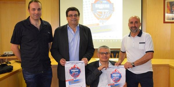 El millor bàsquet es dóna cita a Torrefarrera en el Campionat d'Espanya de Clubs en categoria Cadet Masculí