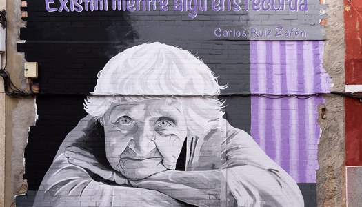 El mural 'Saviesa' de Txus Montejano guanya el premi del públic del 5è Torrefarrera Street Art Festival