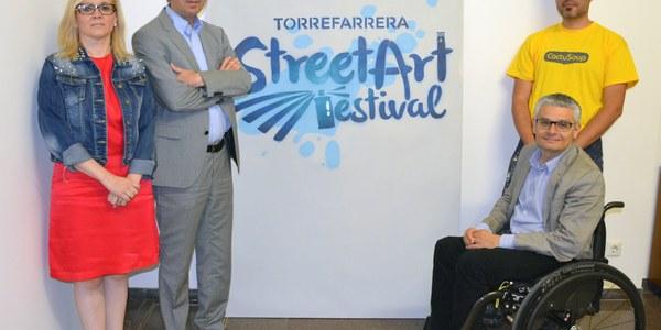 El primer Street Art Festival acolorirà els carrers de Torrefarrera