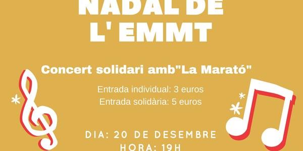 """El proper dimecres """"Concert de Nadal de l'Escola Municipal de Música de Torrefarrera"""""""