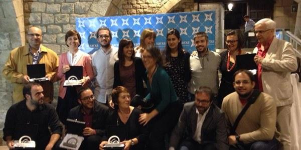 Emun FM Ràdio, entre les emissores premiades amb el Premi Nacional de Comunicació