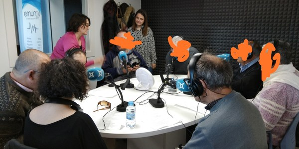 EMUN FM Ràdio guanya la 18ena edició del Premi Ràdio Associació a la Inclusió