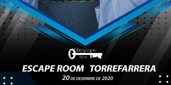 """Escape room Torrefarrera. """"Amenaça nuclear"""""""