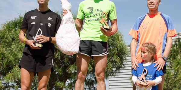 Èxit de participació a la 3a Cursa Popular de Torrefarrera amb prop de 800 corredors