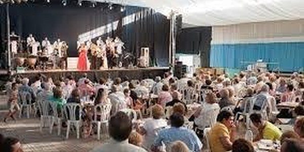 Festa Major de Torrefarrera 2019: Sopar i Palcos