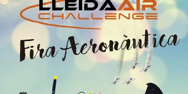 Fira Aeronàutica Lleida Air challenge