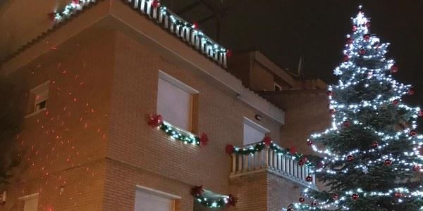 Guanyadors del VIII Concurs de balcons decorats i/o il·luminats