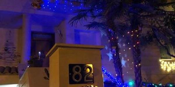 Guardonats del concurs de balcons decorats i/o il·luminats d'aquest Nadal