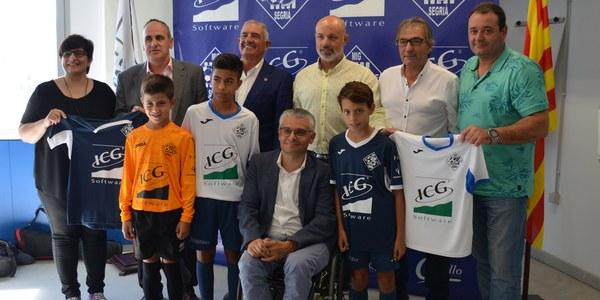 ICG Software patrocinador oficial del Club Esportiu Mig Segrià