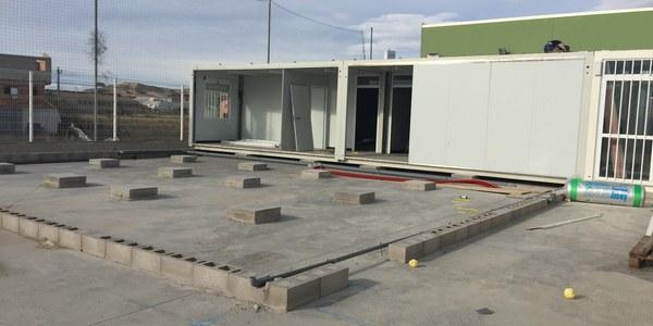 L'escola de Torrefarrera s'amplia amb 4 noves aules