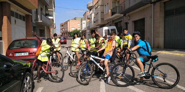 L'Estiu Jove de Torrefarrera clou amb èxit de participació i satisfacció per part dels joves