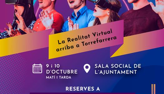 La realitat virtual arriba a Torrefarrera