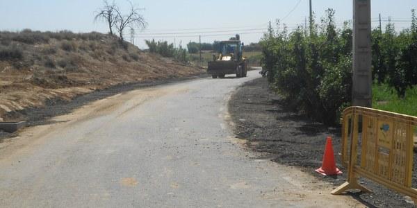 L'Ajuntament de Torrefarrera realitza obres al camí de Marimunt, un dels més transitats del terme