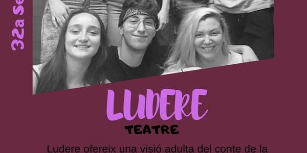 Ludere', obra de teatre demà a la Sala Social