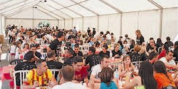 Más de 400 persones participen en el Dia de les Cassoles de Torrefarrera