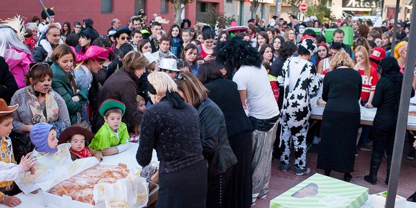Més de 2.000 persones celebren el Carnestoltes a Torrefarrera