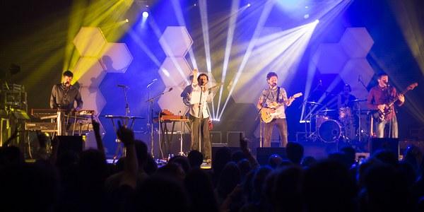 Més de 600 persones gaudeixen del 6è Festival Re-Sona de Torrefarrera amb Els Amics de les Arts